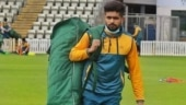Babar Azam leads the way as Pakistan begin training while in quarantine in England