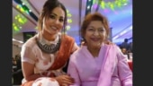 Hina Khan posts last pic with Saroj Khan clicked before lockdown: Shall cherish the memories forever
