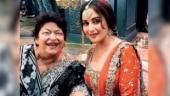 RIP Saroj Khan: Manish Malhotra posts old video from Kalank's Tabaah Ho Gaye, her last project
