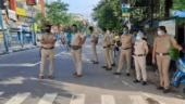 Buses vandalised, roads blocked, markets shut as BJP launches protest in Bengal over MLA's death