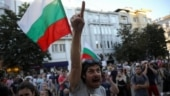 Bulgaria anti-government protesters take to streets for eighth day