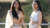 Khushi turns director of photography for Janhvi Kapoor. See pics