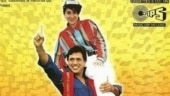25 years of Coolie No 1: Karisma Kapoor and Govinda share film poster to relive the fun times