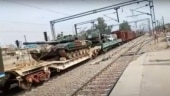 Fact Check: Old video of military train linked to present Indo-China conflict