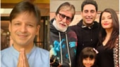 Vivek Oberoi wishes Bachchan family a speedy recovery after they test coronavirus positive