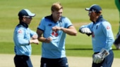 1st ODI: David Willey buries World Cup heartbreak to fire England to 6-wicket over Ireland