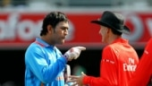 5 times when MS Dhoni lost his cool on the field: Confrontation with umpires, furious outburst at teammates