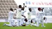 England vs West Indies, 1st Test: Players take a knee in support of Black Lives Matter in Southampton