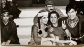 Farah Khan shares old pic of Twinkle Khanna and Abhishek Kapoor from Uff Yeh Mohabbat sets