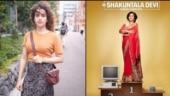 Sanya Malhotra on working with Vidya Balan in Shakuntala Devi: She makes the set a happy place