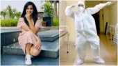 Mumbai doctor reveals why she danced to Garmi in viral video: It's apt for when we're in PPE kits