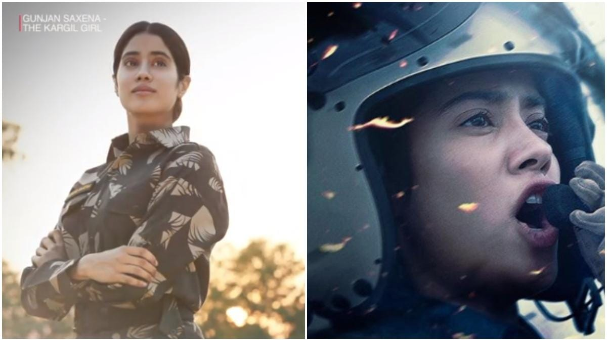 Gunjan Saxena The Kargil Girl Janhvi Kapoor Film To Release On August 12 Movies News