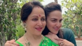 Esha Deol quashes rumours of Hema Malini being hospitalised: She's fit and fine