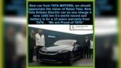 Fact Check: Tata's concept sedan drives misleading claims on social media