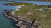 Person buys private island off the coast of Ireland for USD 6.3 billion after seeing plot on video tour