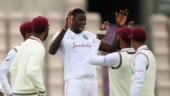 1st Test: Jason Holder's 6-wicket haul puts West Indies in control vs England