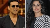 Akshay Kumar lauds Vidya Balan for Shakuntala Devi trailer: This woman can pull off any character