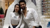 Charu Asopa, Rajeev Sen are all smiles on video call. Are they back together?