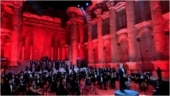 Just one concert held at Baalbek's ancient ruins this year as message of hope