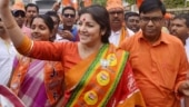 Bengal BJP MP Locket Chatterjee tests positive for Covid-19