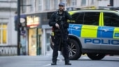 Seven police hurt in violence at London music event