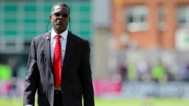 Michael Holding breaks down in tears while speaking on racism faced by his parents