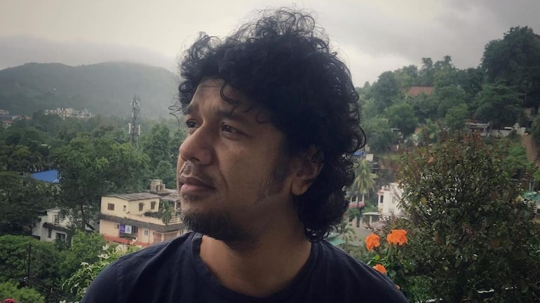 Papon has been missing mountains in lockdown (Photo: @paponmusic/ Instagram).