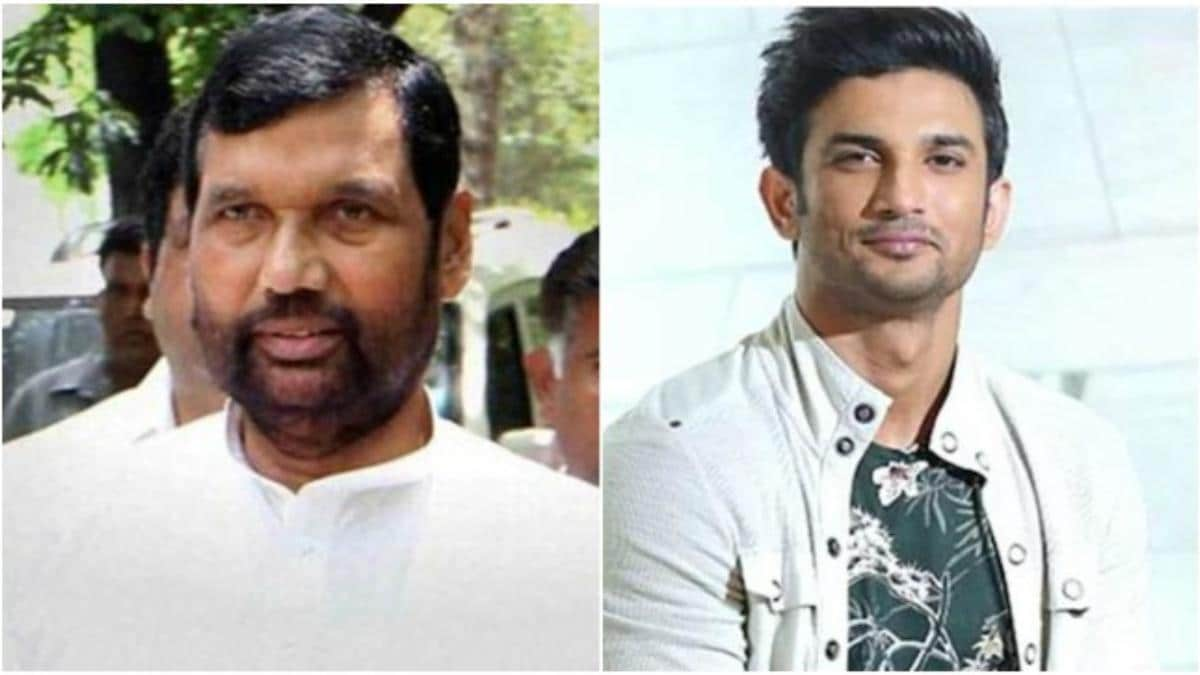 Ram Vilas Paswan Seeks Cbi Probe Into Sushant Singh Rajput S Death Movies News