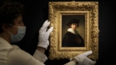 Self-portrait by Rembrandt sold for USD 18.7 million at Sotheby's virtual auction