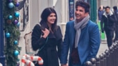 Sanjana shares pic with Sushant Singh Rajput ahead of Dil Bechara release: Hope you're looking over us