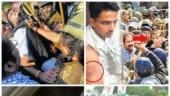 Rajasthan tourism minister takes to Twitter to show Sachin Pilot's struggle