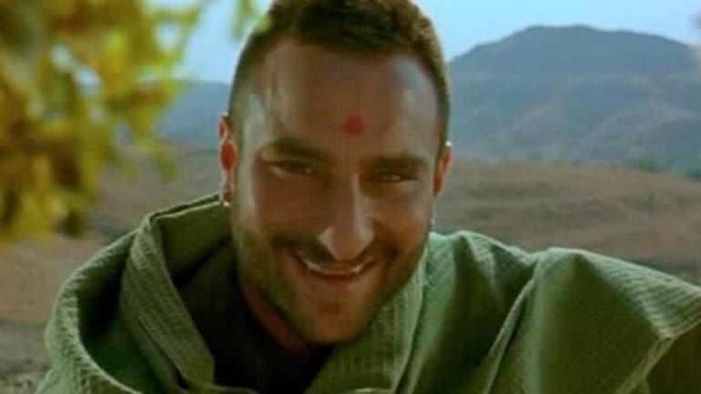 Saif Ali Khan as Langda Tyagi in Omkara.