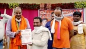 Accused in Bulandshahr cop's murder gets felicitated by BJP leader for promoting PM's schemes