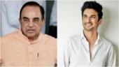 Sushant Singh Rajput suicide case: Subramanian Swamy backs demand for CBI inquiry
