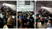 Fact Check: Video of packed crowds in a hospital is not from Bengaluru