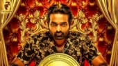 Tughlaq Durbar first look poster out: Vijay Sethupathi looks intense in this political thriller