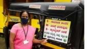 Karnataka: Asha worker drives auto for 20km to take pregnant woman to hospital. Earns locals' praise