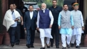 72% happy with Modi government's performance: Mood of the Nation poll