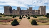 Windsor Castle opens terrace garden to public for the first time in 40 years