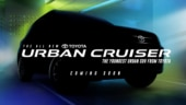 Toyota Urban Cruiser to be automaker's next offering in India, launch during festive season
