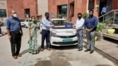 Tata Tigor EVs delivered to Ministry of AYUSH