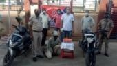 Delhi police nab 'thak-thak' gang member, recover Rs 5.88 lakh stolen cash