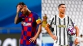 Change of guard? 1st Champions League semi-final without Messi or Ronaldo in 15 years