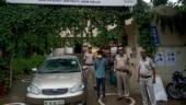 Liquor smuggler with car having I-T dept sticker arrested, 3000 quarters of alcohol seized