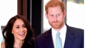 Prince Harry and Meghan Markle move into their new home in Santa Barbara