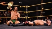 Losing NXT title made me realise how badly I wanted it back: Former champion Adam Cole