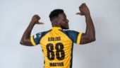 CPL 2020: Daren Sammy 'proudly displays Black Lives Matter slogan' on back of his St Lucia jersey
