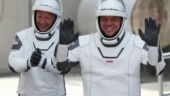 Hurricane might delay SpaceX-NASA return trip from ISS