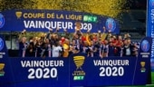 PSG beat Olympique Lyonnais 6-5 on penalties to lift the French League Cup