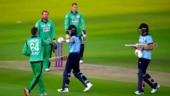 England vs Ireland 2nd ODI: Bairstow, Rashid star in host's 4-wicket win over the Irish